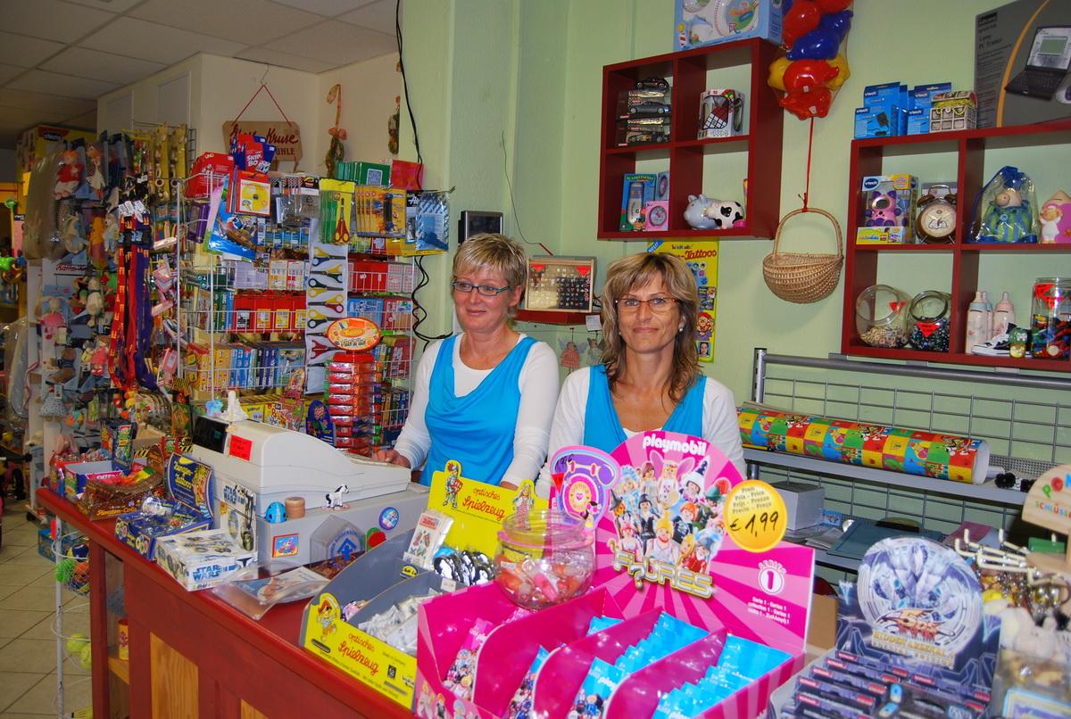 Spielzeugladen für Erwachsene Beschriftungen im Die Idee